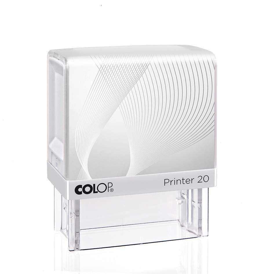 Colop G7 - P20 alb alb