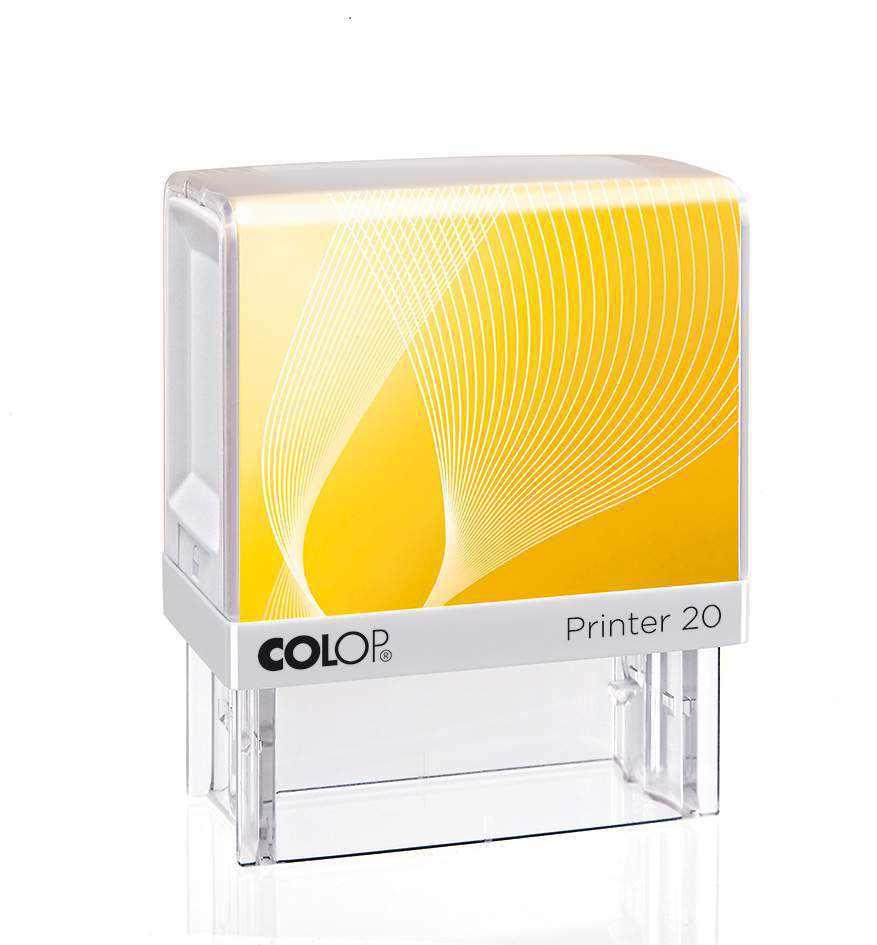 Colop G7 - P20 alb galben