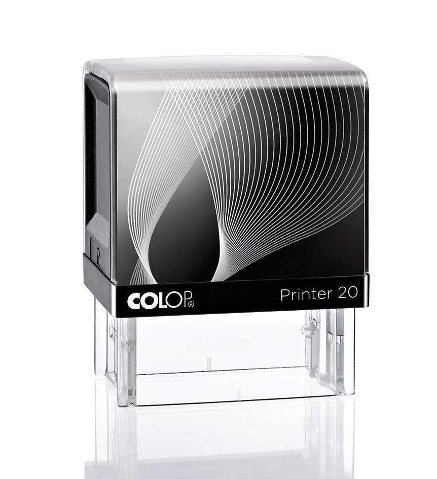 Colop G7 - P20 negru-negru