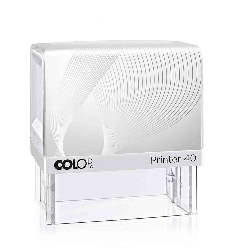 Colop G7 - P40 alb alb