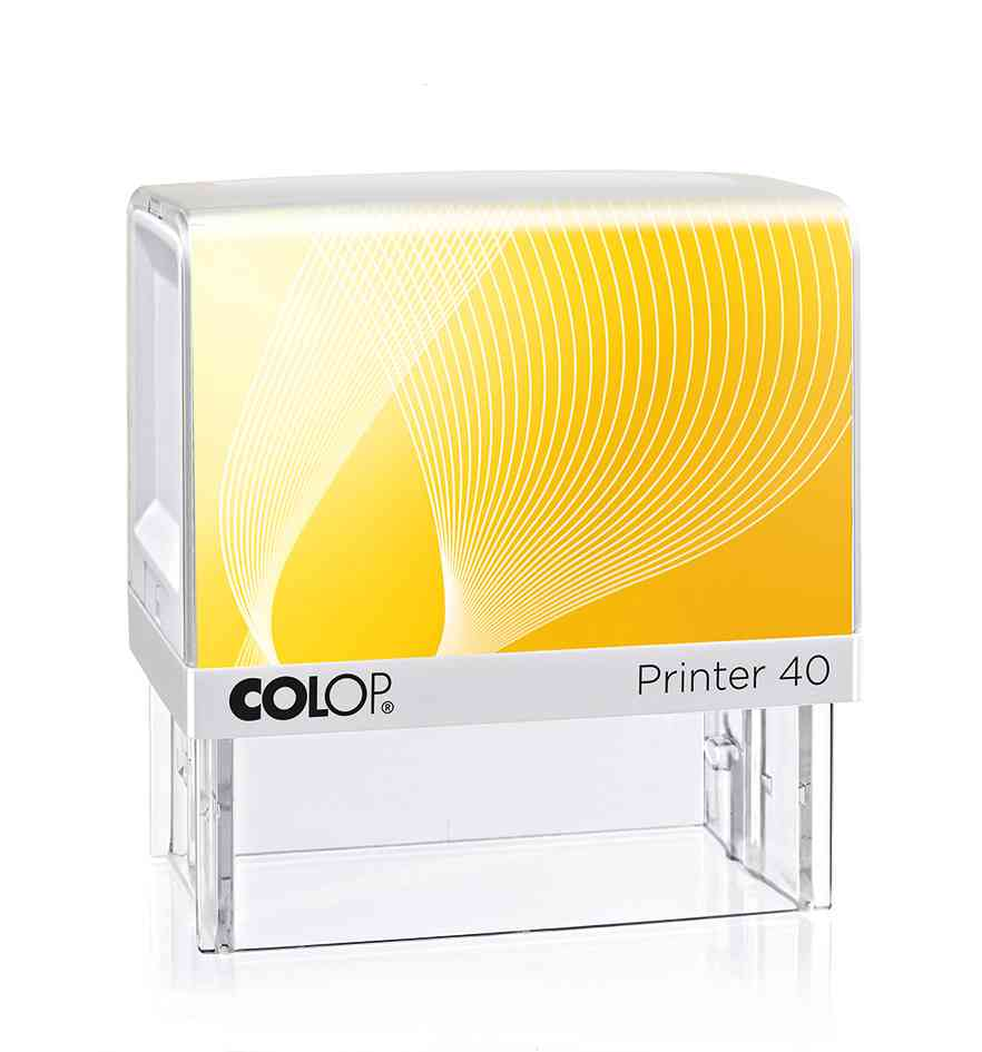Colop G7 - P40 alb galben