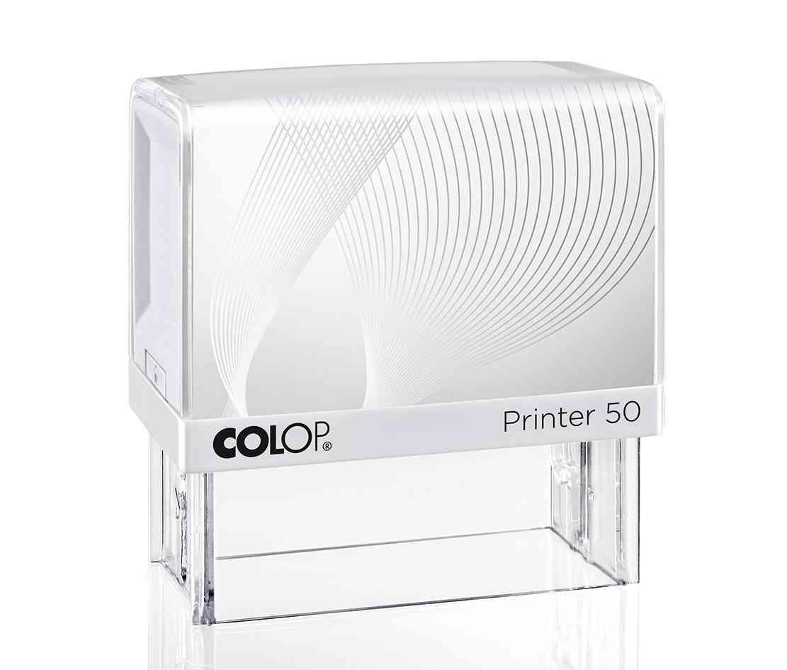 Colop G7 - P50 alb alb
