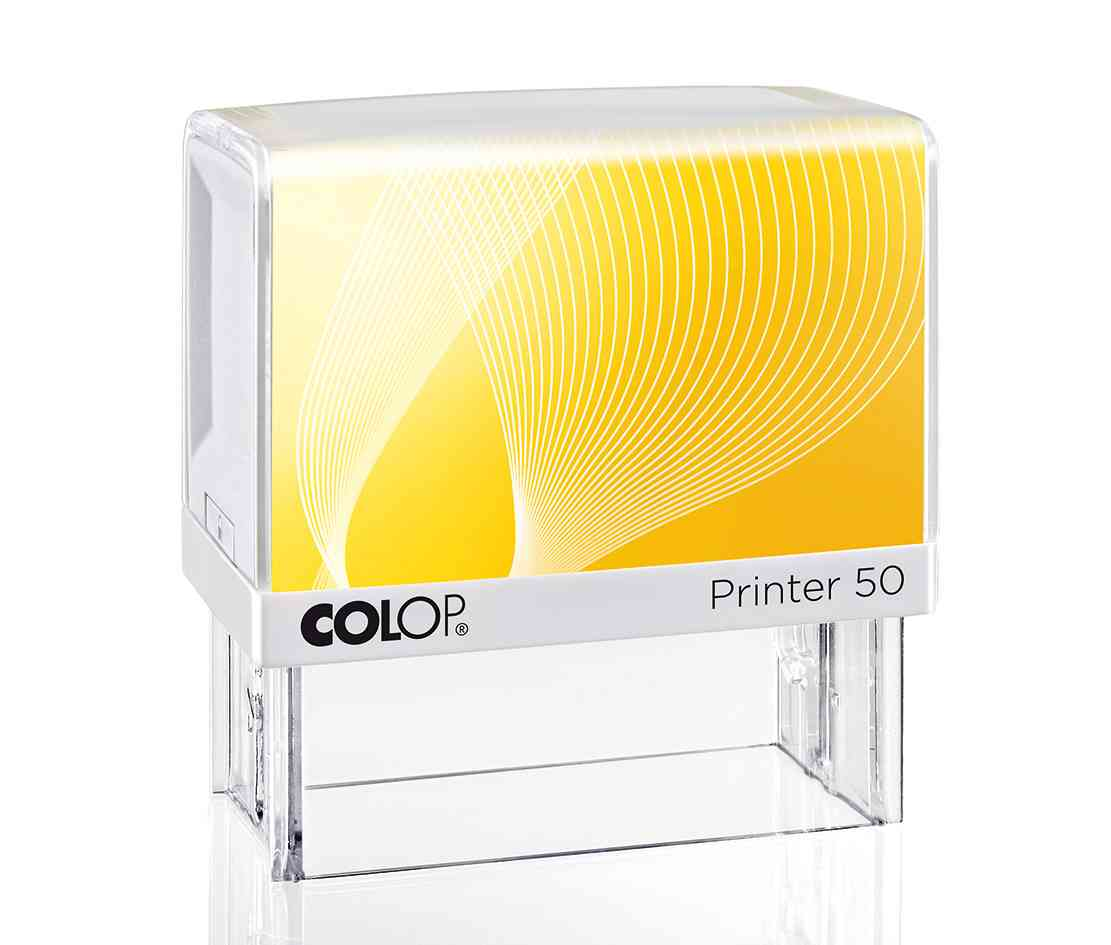 Colop G7 - P50 alb galben