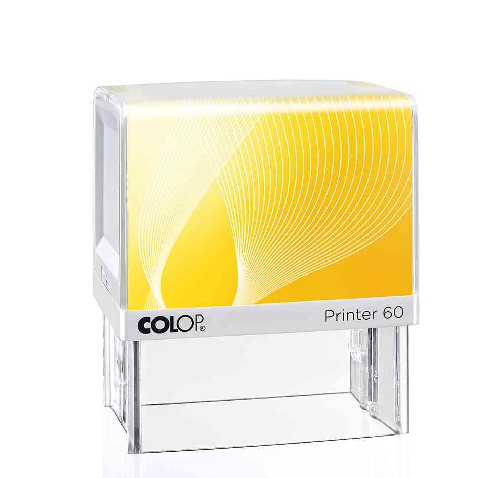 Colop G7 - P60 alb galben
