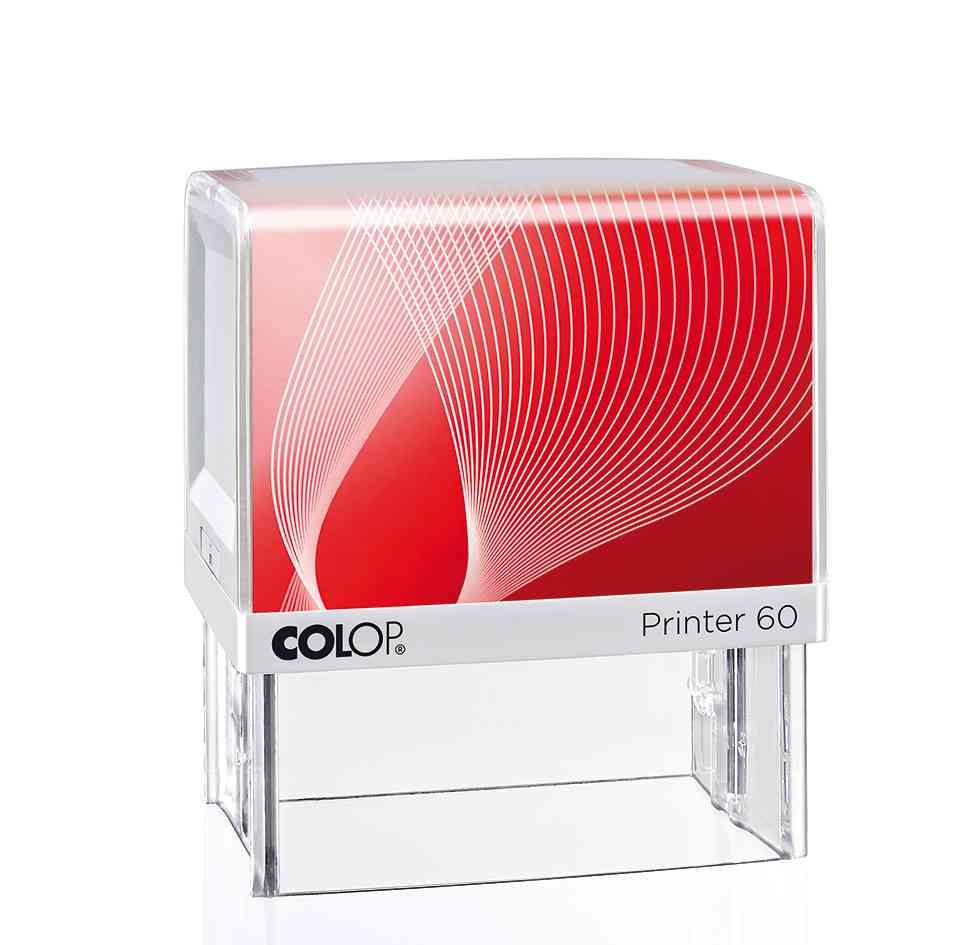 Colop G7 - P60 alb rosu