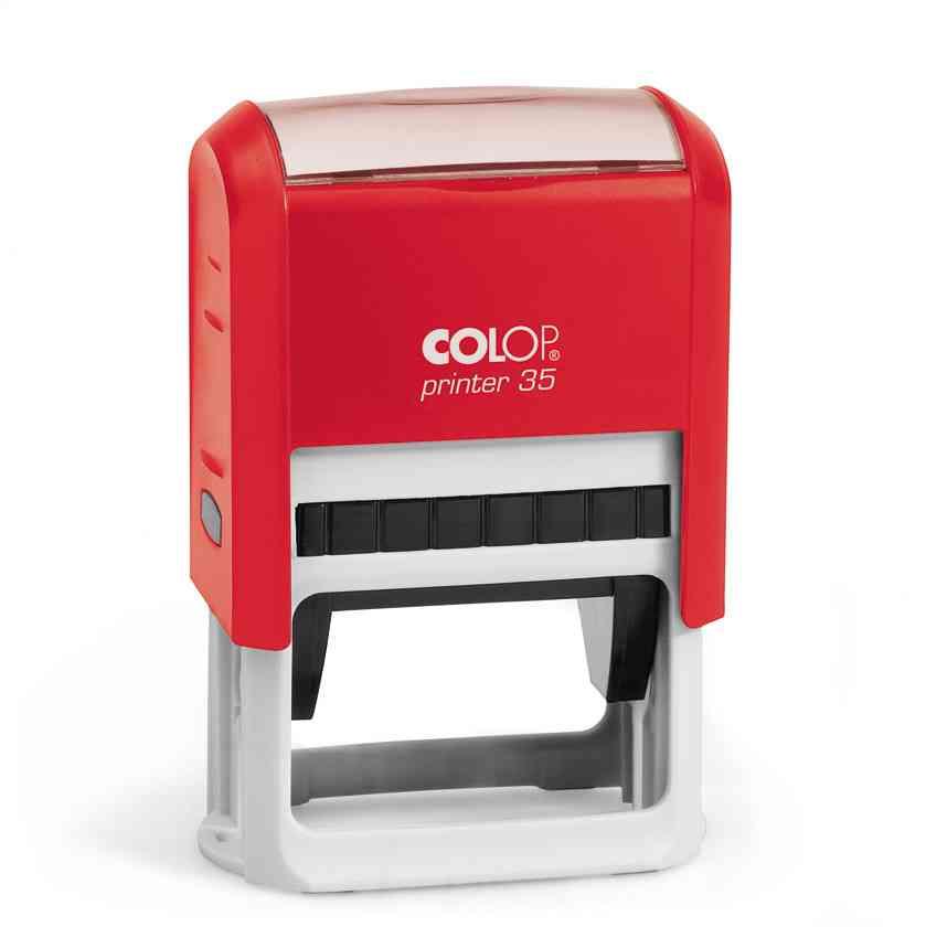 Colop P35 rosu