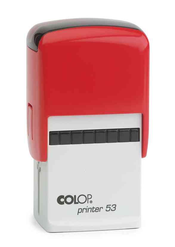 Colop P53 rosu