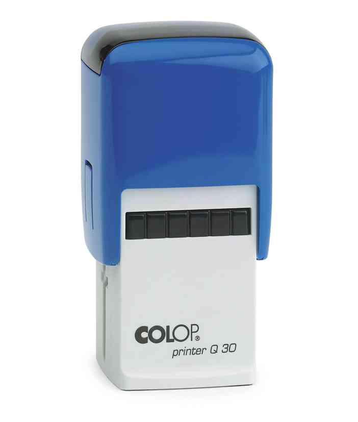 Colop Q30 albastru