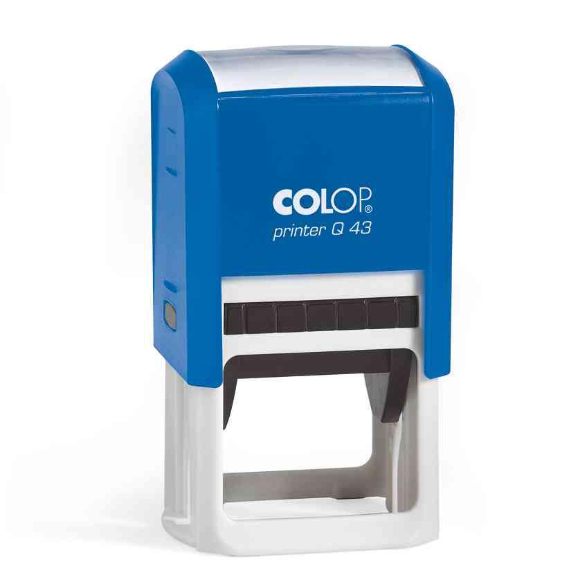 Colop Q43  albastru